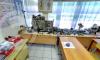Стенды в учебном классе автошколы Автодром Барнаул