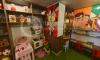 Детская игровая зона кафе Лукошко