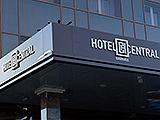 Центральный, отель