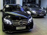 Mercedes-Benz, автосалон