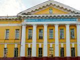 Здание горного (заводского) госпиталя