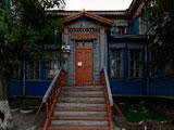 Здание чертежной, памятник архитектуры, XIX в.