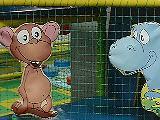 Маугли, детский игровой комплекс
